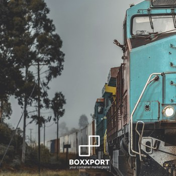 Intermodal Shipping Containers